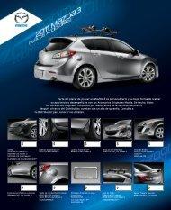 Accesorios - Mazda