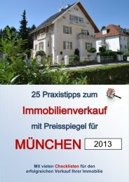 MÃœNCHE NN - PKI Peter Kohlbecher Immobilien