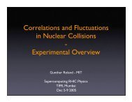 Particle production, correlations and fluctuations in high energy ...