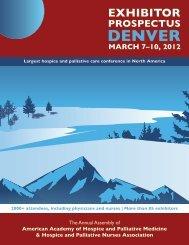 DENVER - American Academy of Hospice and Palliative Medicine