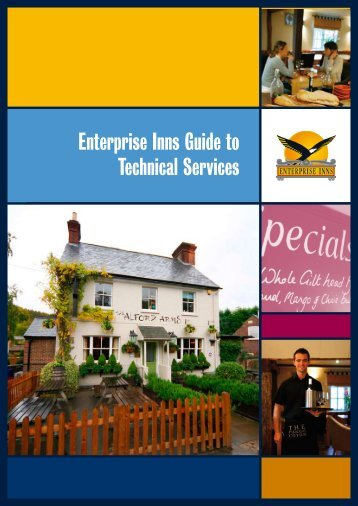 Enterprise Inns Guide to Technical Services