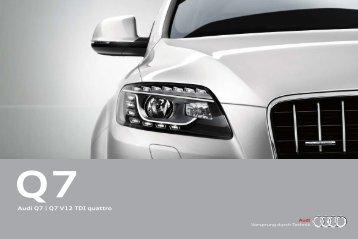 Katalog laden (7 MB) - Audi