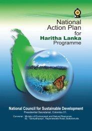 Haritha Lanka Programme - Ministry of Environment