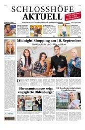 Midnight-Shopping am 10. September