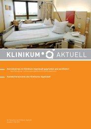 Ausgabe 2 | Mai 2010 - Klinikum Ingolstadt