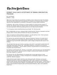 romney dials back acceptance of obama immigration program