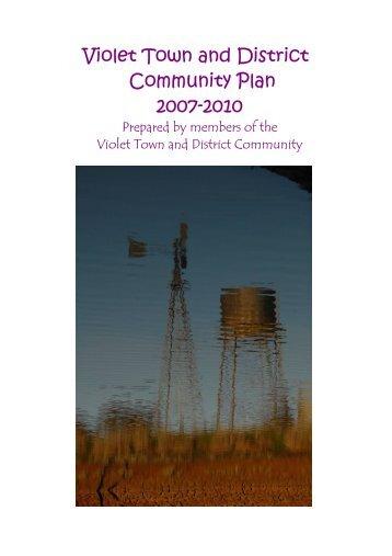 higher resolution pdf - Visit Violet Town