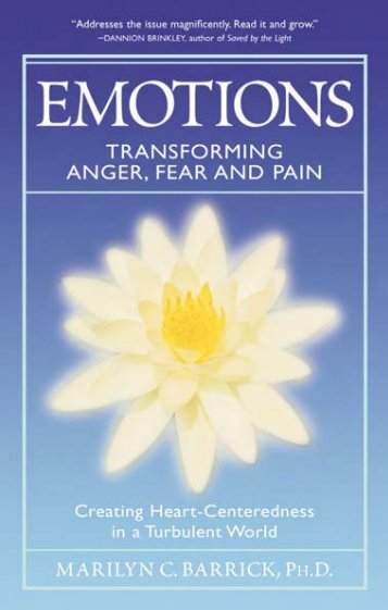 Emotions: Transforming Anger, Fear and Pain - Summit University ...