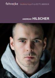 ANDREAS HILSCHER - Fehrecke