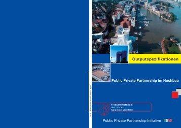 Outputspezifikationen - Nordrhein-Westfalen direkt
