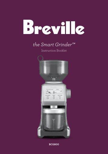 the Smart Grinder™ - Breville