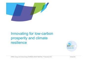 2012-12-07_Climate-KIC [Modo de compatibilidad] - ERRIN Network