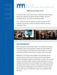 SNCR Annual Report 2012 - Society for New Communications ... - Page 2