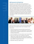 SNCR Annual Report 2012 - Society for New Communications ... - Page 7