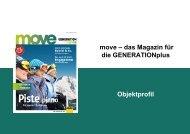 move – das Magazin für die GENERATIONplus ... - ADAC Verlag