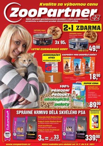 ZDARMA - ZooPartner