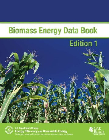Biomass Energy Data Book - Oklahoma Department of Commerce