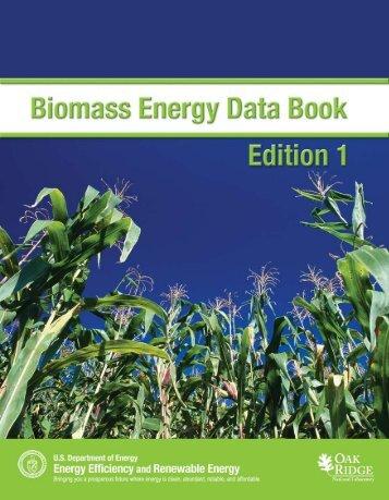 Biomass Energy Data Book - Oklahoma Department of Commerce