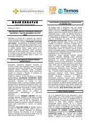 Moje zdravje št. 10/2012 - Splošna bolnišnica Brežice