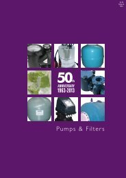 Pumps & Filters - Nordiska Kvalitetspooler