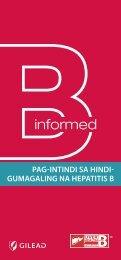 Gumagaling na Hepatitis B - HepBsmart.com