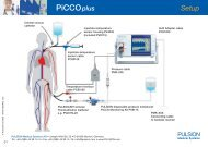 PiCCOplus - PULSION Medical Systems SE