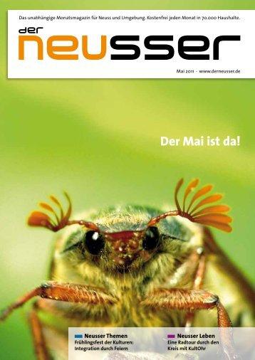 Mai 2011 - Der Neusser