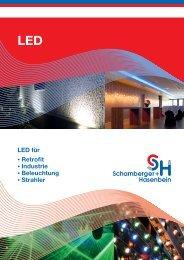 LED für • Retrofit • Industrie • Beleuchtung • Strahler
