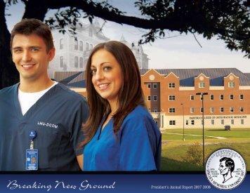 2007-2008 - Lincoln Memorial University
