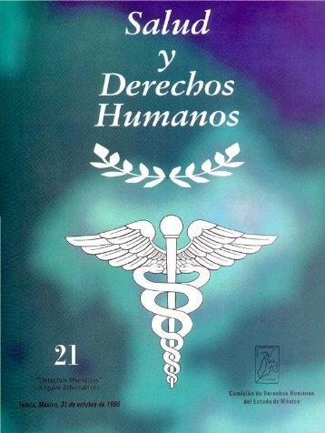 Salud y derechos humanos - codhem