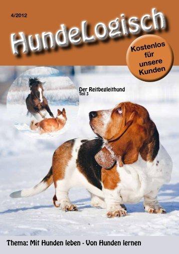 Heft 4/2012 - bei Hunde-logisch.de
