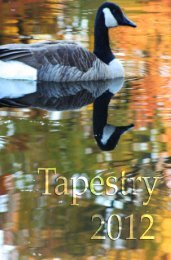 tapestry 2012 - Archmere Academy