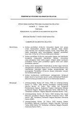 Perda Nomor 3 Tahun 2009 Tentang Pendidikan Al-Qur'an di ...