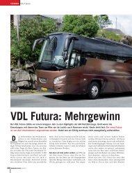 D vDL Futura: mehrgewinn - Omnibusvertrieb Ost