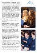 Prize Giving 2012 - The Belvedere Academy - Page 2