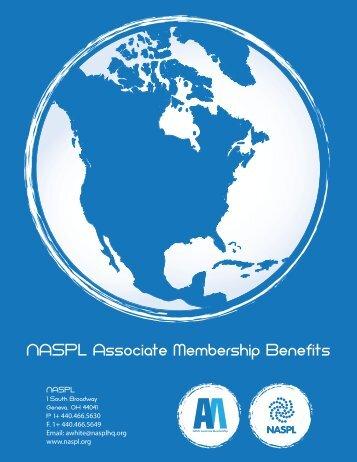 NASPL Associate Membership Benefits