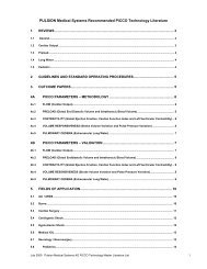 complete Literaturelist - PULSION Medical Systems SE