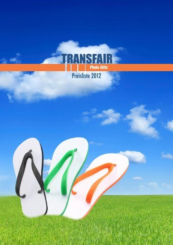 Preisliste 2012 - Transfair Hamburg