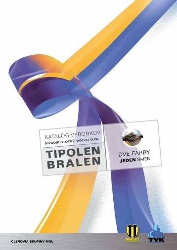TIPOLEN BRALEN - Slovnaft