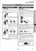 VQ100 High Speed Solenoid Valve - Page 3