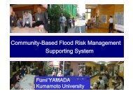 Community-Based Flood Risk Management ... - Nexus-idrim.net