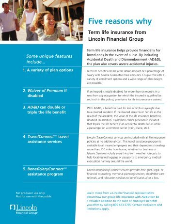 Five reasons why - Professional Insurance Enrollers