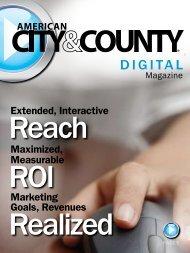 DIgItal - American City & County Magazine