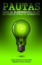 Pautas para la elaboración de un Estudio de ... - Programa EcoMar