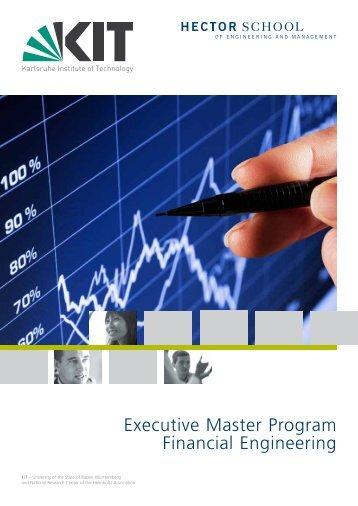 Master Program Brochure FE - HECTOR School - KIT