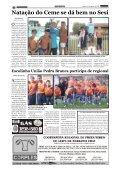 Mostra de talento e velocidade na Praça - Jornal dos Lagos - Page 2