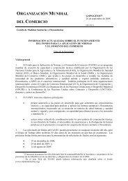 Actualización sobre el funcionamiento del STDF, septiembre de 2008