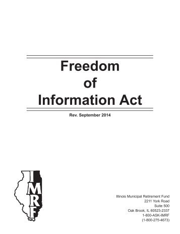 IMRF Form 6.64 A Resolution Relating to Participation by