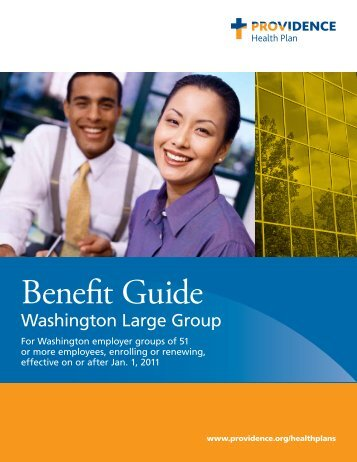 Benefit Guide - Providence Health Plan - Providence Health ...