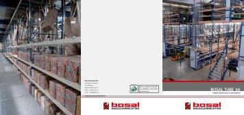 bosal tube 50 magazijninrichting - BOSAL Nederland